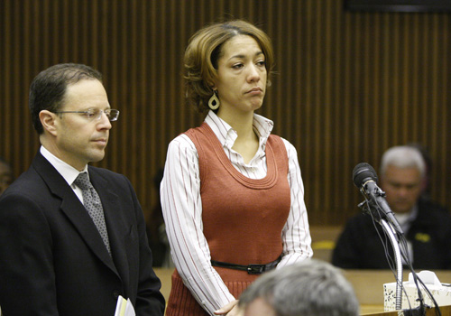 Christine Beatty Pleads Guilty In Detroit