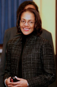 Mayor Sheila Dixon