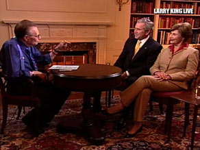 Larry King & The Bushes