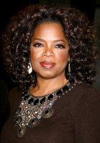 Oprah Winfrey, American television host.