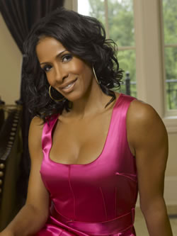 Real Housewives of Atlanta's Sheree Whitfield