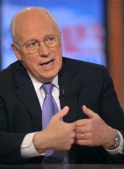 Former Vice President Dick Cheney