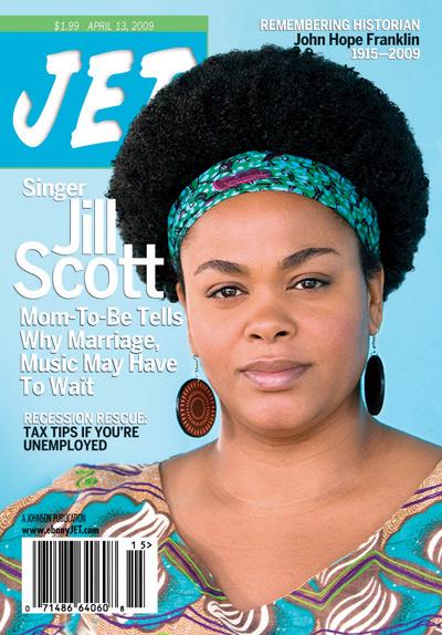 Jet Magazine, April 2009