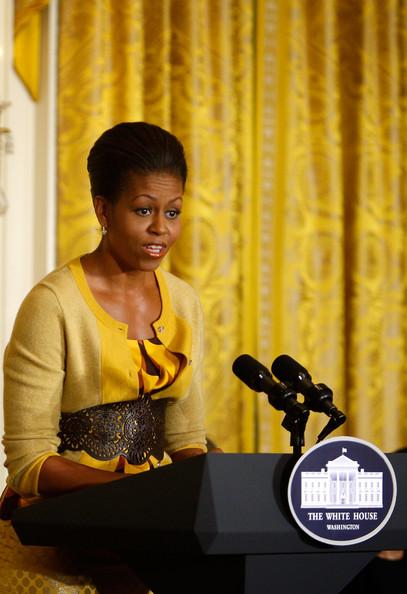 Michelle+Obama+Speaks+Older+Women+Health+Insurance+9swuSkCtRk3l