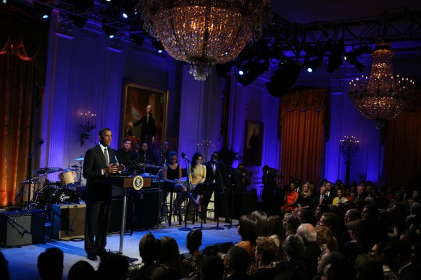 THE WHITE HOUSE CELEBRATES MEMPHIS SOUL