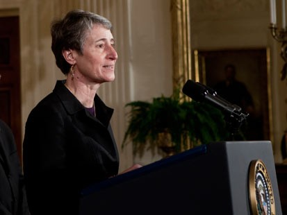 Statement from the President on the Confirmation of Sally Jewell as the Next Secretary of the Interior